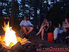 Amateur, Group Sex, MILF, Outdoor