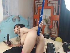 Amateur, Toys, Big Tits, Big Ass