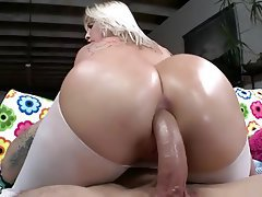 Anal, Blonde, Big Butts, Big Cock