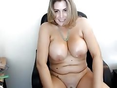 Webcam, Big Boobs, Massage, Big Nipples