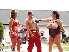 BBW, BDSM, Femdom, Outdoor, Chubby