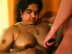 Girl descripe fiest interracial fuck