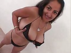Big Boobs, Facial, Indian