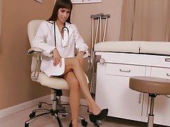 Foot Fetish, Orgasm, Small Tits