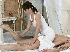 Babe, Feet, Indian, Massage, Teen